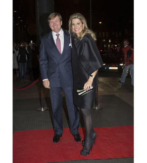 Wim lex en m xima door de jaren heen - Foto rode loper ...