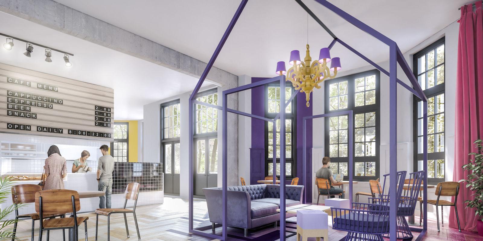 Generator wil design hotel toegankelijk maken for Design hotel lizum 1600