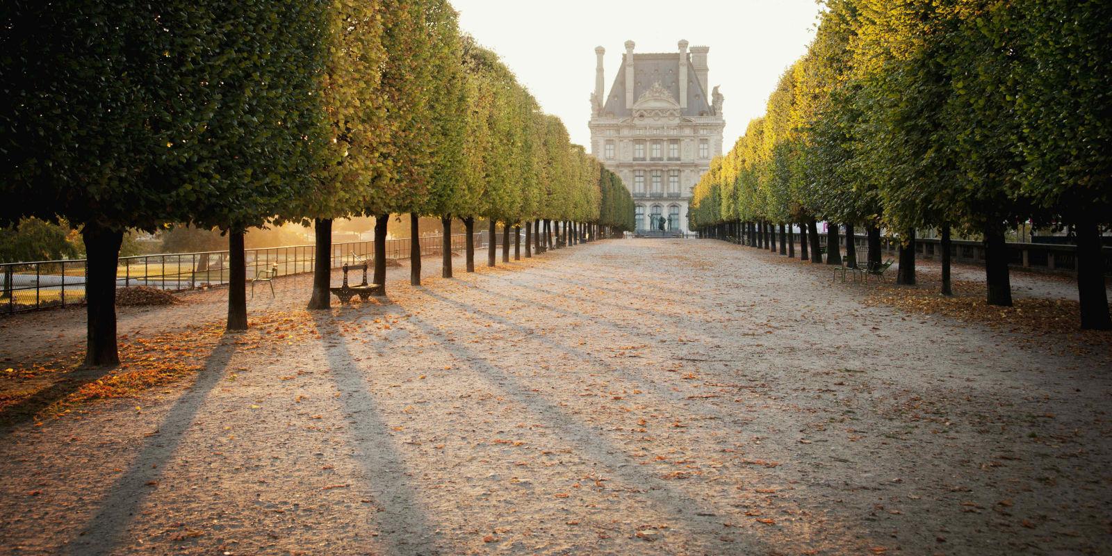 Parijs 66 plekken die te mooi zijn om te missen - Landscaping parijs ...